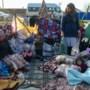 Tienduizenden mensen wachten vergeefs op een grens die volgens Erdogan open gaat