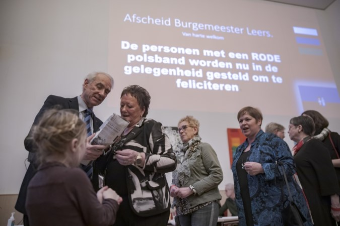 Gerd Leers was zetbaas noch dompteur in Brunssum