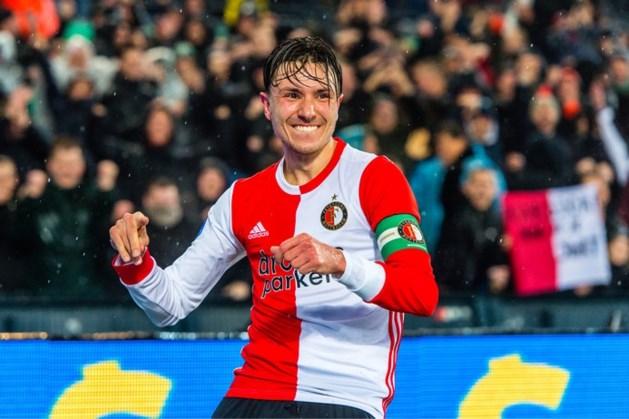 Feyenoord maakt gehakt van NAC