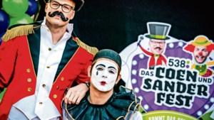 Das Sander ohne Coen Fest: Lantinga mist dit jaar zijn maatje