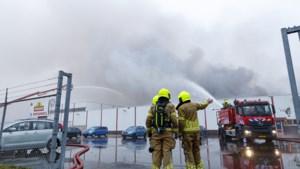 Fors meer meldingen bij brandweer in Noord- en Midden-Limburg