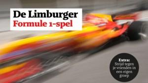 De Limburger Formule 1-spel: speel gratis mee en win!