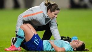 Voetbalsters Oranje spelen opnieuw doelpuntloos gelijk
