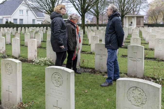 Adoptie oorlogsgraven Nederweert gaat over van generatie op generatie