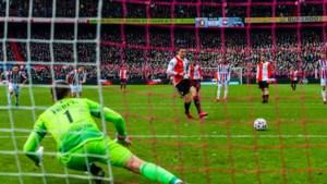 Feyenoord blijft na Brabantse week in spoor van Ajax en AZ