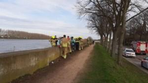 Aangetroffen lichaam in de Maas: geen sprake van misdrijf
