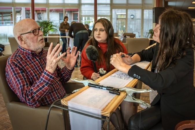 Oorlogsherinneringen van bewoners Vaalser zorgcentrum Langedael op wit lint vastgelegd