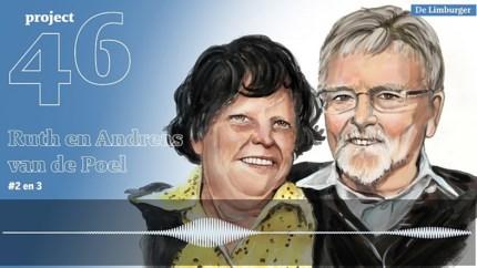 Podcast: Ruth (81) en Andreas (78) uit Stein botsten tegen de brug en werden hand in hand opgebaard