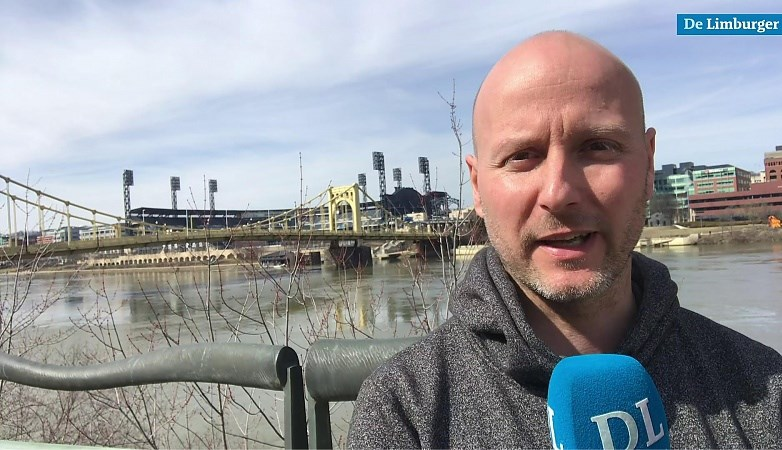 Mark Verheijen op roadtrip door Amerika: Pittsburgh stemt Joe Biden