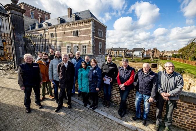 Restauratie kasteel Borgharen: 'Vrijwilligers maken van elk dubbeltje een kwartje'