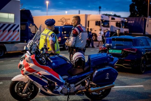 Twee mannen op A67 aangehouden voor mensensmokkel