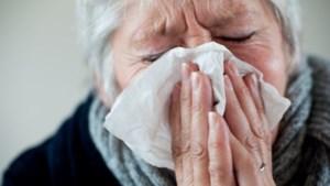 Aantal griepgevallen neemt weer toe