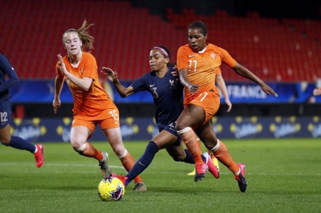 Goals Wilms en Martens niet genoeg voor zege Oranje