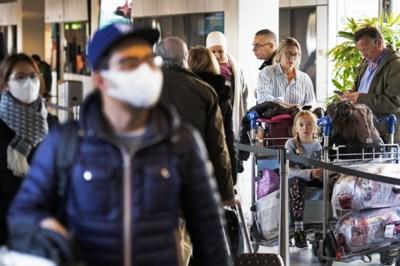 Onrust op Schiphol vanwege vliegverbod naar VS: 'Ik wil je manager spreken'
