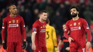 Atlético Madrid schakelt Liverpool uit in Champions League