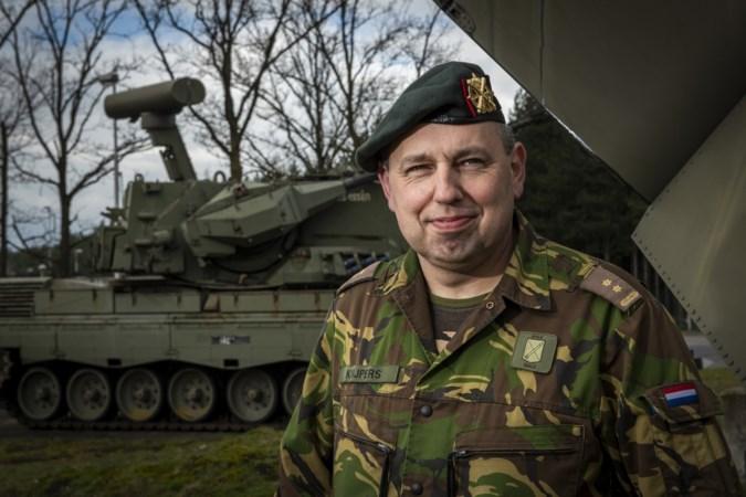Kolonel Jos Kuijpers: waakhond van het luchtruim