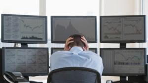 Aandelenbeurzen krijgen historische klap: op één na grootste dagverlies ooit voor AEX-index
