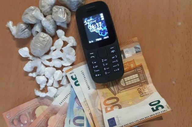 Man opgepakt met cocaïne en heroïne in onderbroek