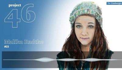 Podcast: Malika (17) uit Blerick zat naast haar prille liefde op de achterbank toen ze verongelukte