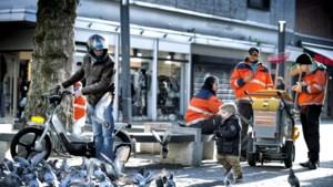 Nieuwe maatregelen tegen koppige Heerlense duiven die Creative Corridor terroriseren