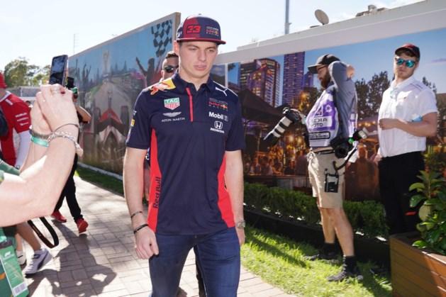 Max Verstappen over afgelasting GP Australië: 'Jammer voor de fans, maar dit is uiteindelijk de juiste beslissing'