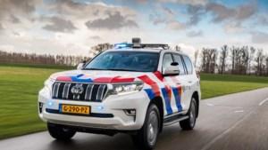 Nationale Politie gaat terreinrijden met Toyota's