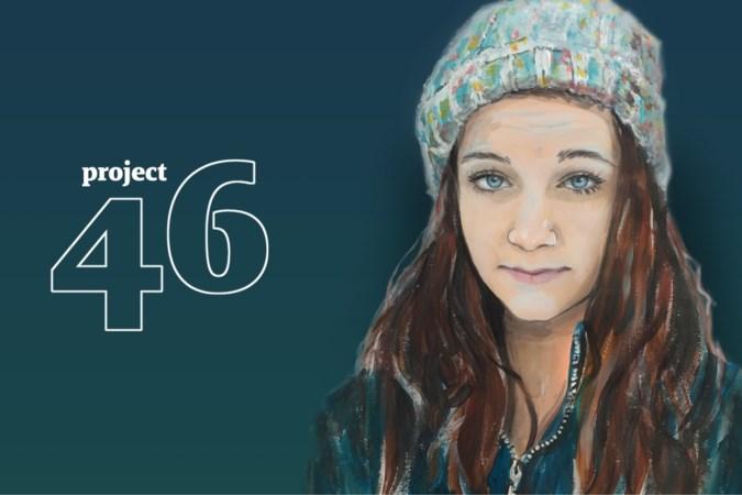 Malika (17) uit Blerick zat naast haar prille liefde op de achterbank toen ze verongelukte