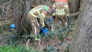 Drugsafval aangetroffen in buitengebied van Nederweert