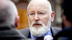 Frans Timmermans in thuisquarantaine na contact met besmette staatssecretaris