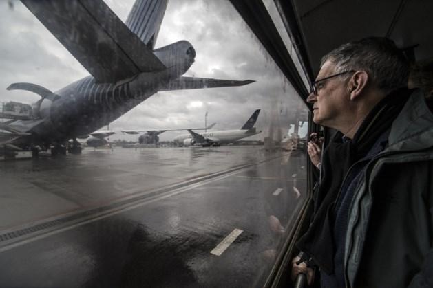 Door corona langer lawaai van geparkeerde vliegtuigen op Maastricht Aachen Airport