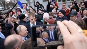 Russische president Poetin mag langer aan de macht blijven