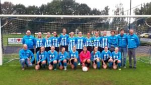 Vrouwen FC Maasgouw weer op titelkoers