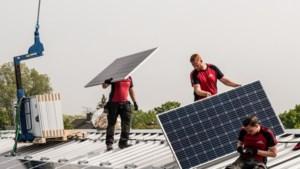 Zonnepanelen op andermans dak hit in Sittard