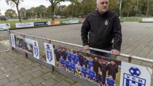 Vaandelteam van voetbalclub VCH heeft tijd nodig