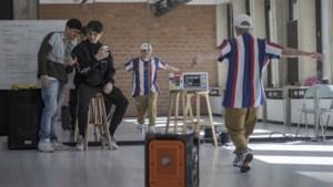 Dansschool HFC heet tijdens livestream-lessen even Heerlen Fights Corona