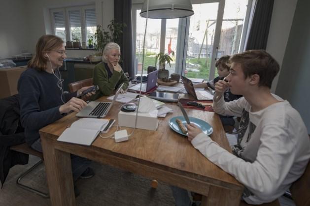 Digitaal onderwijs: de keukentafel als klaslokaal tijdens coronacrisis