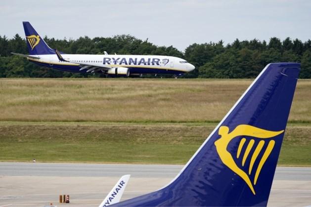 Ryanair stopt volgende week nagenoeg met vliegen om coronacrisis