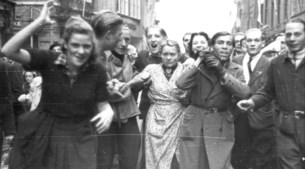 In heel Limburg feest na de bevrijding, maar niet voor 'moffenmeiden'