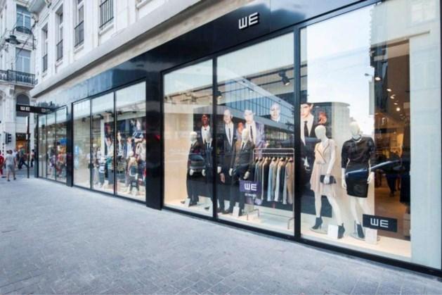 Modeketen WE sluit tijdelijk alle winkels om coronavirus