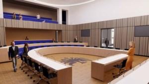 Gemeente Heerlen kiest ontwerp voor nieuwe raadszaal