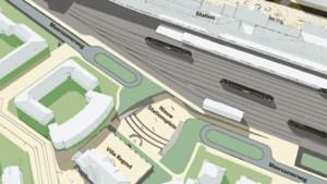 Maastricht krijgt mogelijk tweede stationsplein aan de oostzijde van het spoor