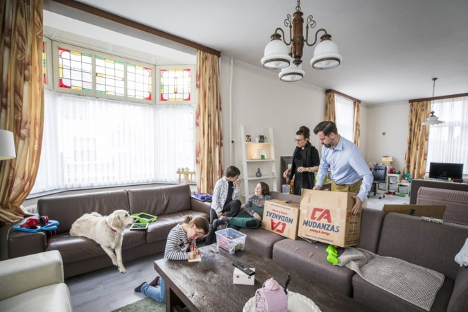 Parochiehuis Oirlo blijkt ideaal voor gezinnen die tijdelijk een dak boven hun hoofd zoeken