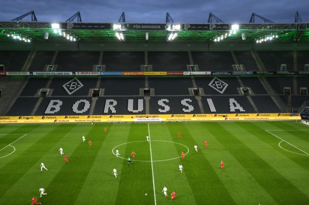 Voetballers Borussia Mönchengladbach leveren deel van salaris in