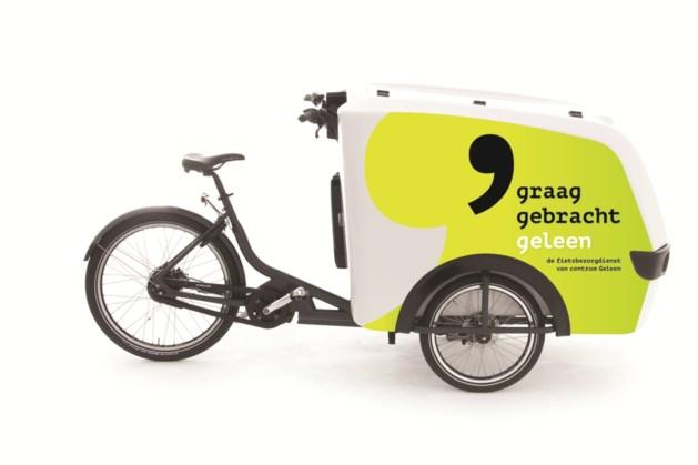 Vliegende start fietsbezorgdienst Geleen: 'Mensen weten ons al na een dag te vinden'