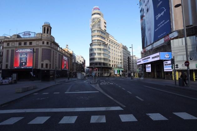 Spaans premier: noodtoestand in Spanje twee weken langer