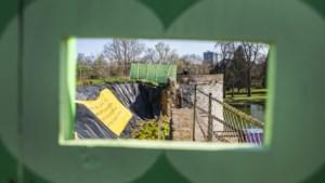 Nog een jaar nodig voor herstel van gat in Maastrichtse stadswal
