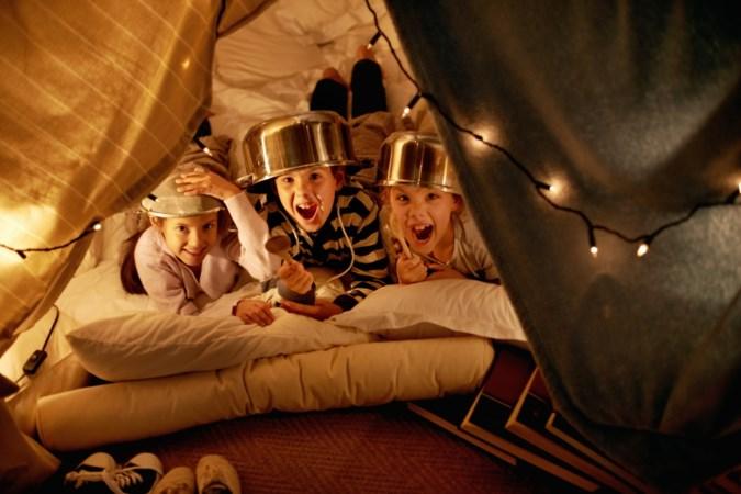 Pap, ik verveel me: 10 survivaltips voor kinderen (en pap en mam)