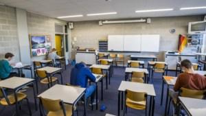 Limburgse scholen starten weer met schoolexamens: met 3 leerlingen in 1 lokaal