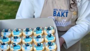 Pauline uit Heel Holland Bakt maakt 150 taartjes voor Zuyderland-personeel