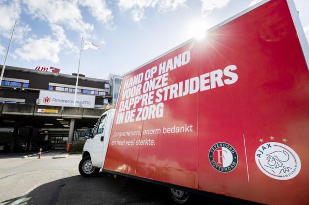 Eredivisie ligt vanwege corona stil tot 1 juni